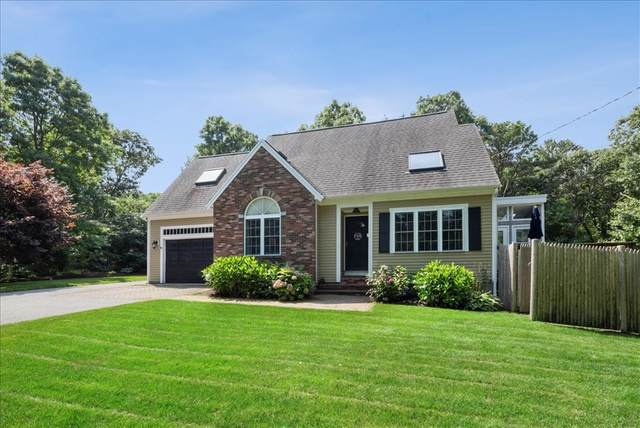 3 Captain Eldredge Way, Falmouth, MA 02536 (MLS #72880797) :: The Ponte Group