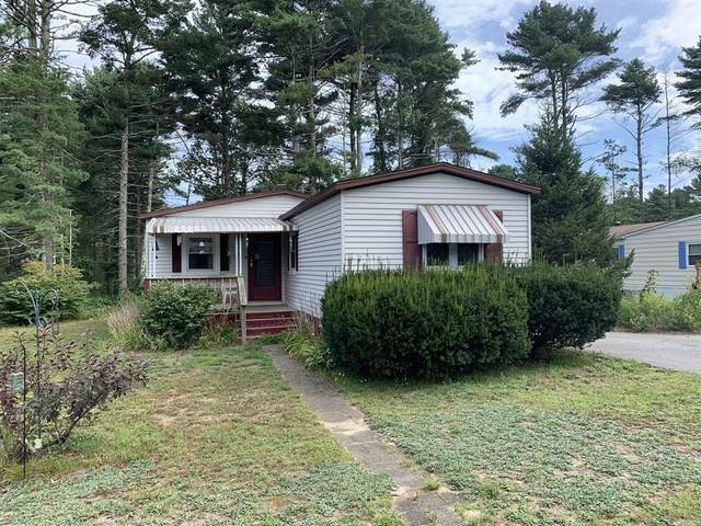 31 Presidents Way, Carver, MA 02330 (MLS #72881920) :: Dot Collection at Access