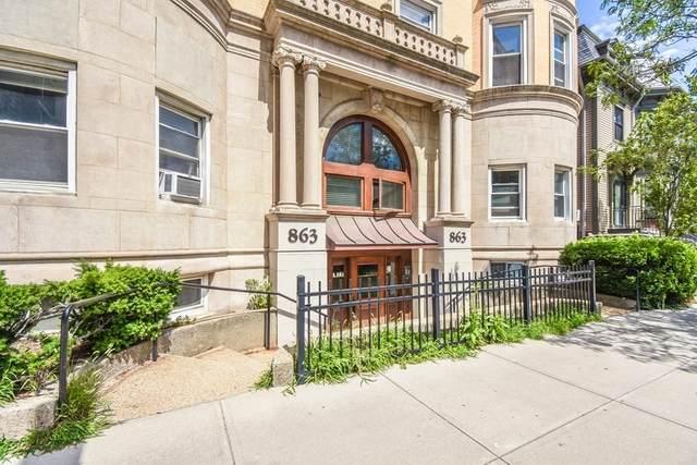 863 Massachusetts Avenue #15, Cambridge, MA 02139 (MLS #72881979) :: Boylston Realty Group