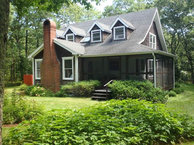 3 Quantapog, Oak Bluffs, MA 02557 (MLS #72883029) :: Westcott Properties