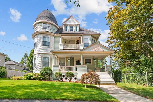 103 Grand View Ave, Quincy, MA 02170 (MLS #72883288) :: Charlesgate Realty Group