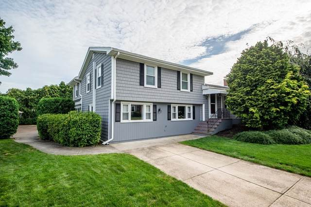 28 Hilltop Rd, Dartmouth, MA 02747 (MLS #72883813) :: The Ponte Group
