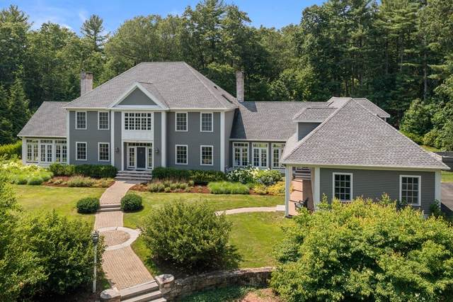 782 Strawberry Hill Rd, Concord, MA 01742 (MLS #72883816) :: The Seyboth Team