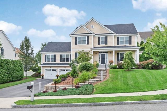 8 Spalding Road, Stoneham, MA 02180 (MLS #72884566) :: The Ponte Group