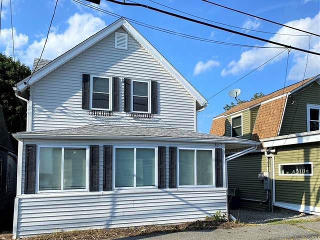 70 Spring St, Quincy, MA 02169 (MLS #72884664) :: The Seyboth Team