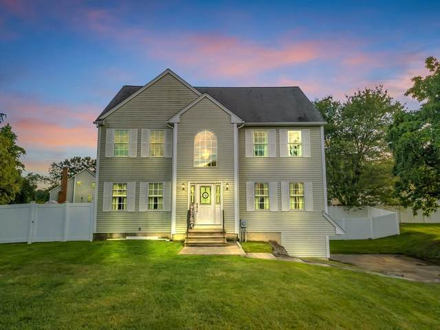 177 Clinton Rd, Sterling, MA 01564 (MLS #72884769) :: The Duffy Home Selling Team