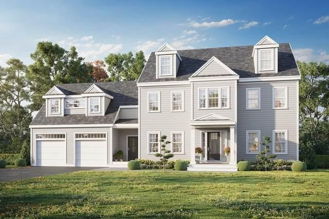 3 Coldbrook Circle Lot 15, Scituate, MA 02066 (MLS #72885143) :: Charlesgate Realty Group