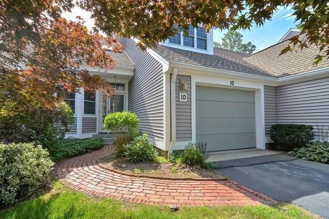 10 Hidden Bay Drive #10, Dartmouth, MA 02748 (MLS #72885294) :: Charlesgate Realty Group