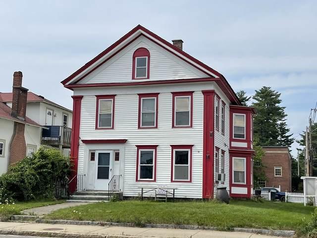 196 Main St, Athol, MA 01331 (MLS #72885326) :: The Gillach Group