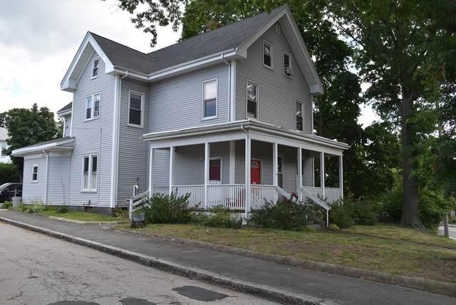 141 Elm Street, Quincy, MA 02169 (MLS #72885358) :: Charlesgate Realty Group