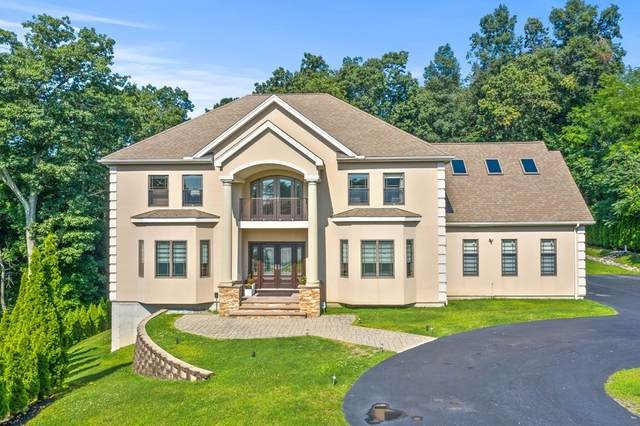 45 Rustic Drive Ext, Worcester, MA 01609 (MLS #72885591) :: The Ponte Group