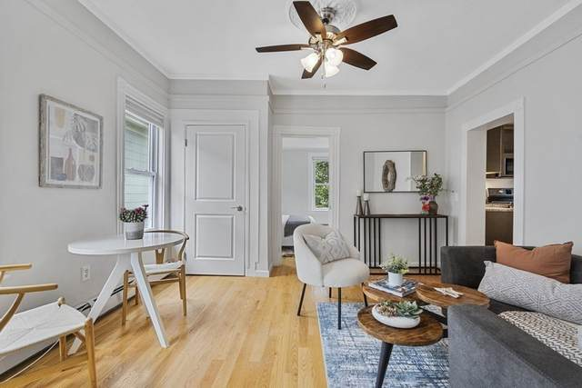 12 Pearl Street Place #3, Somerville, MA 02145 (MLS #72886077) :: The Seyboth Team