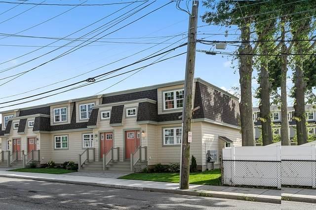 12 Burns Street #12, Lynn, MA 01905 (MLS #72886347) :: revolv