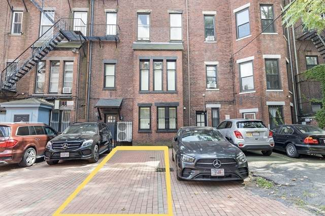 321 Commonwealth Ave, Boston, MA 02116 (MLS #72886461) :: Boylston Realty Group