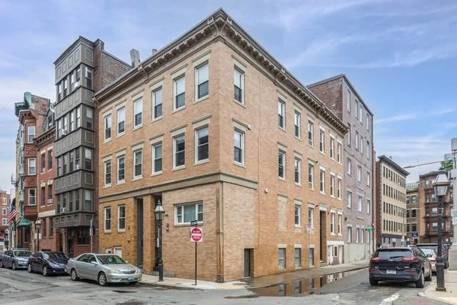 27 N Margin, Boston, MA 02113 (MLS #72886540) :: Charlesgate Realty Group