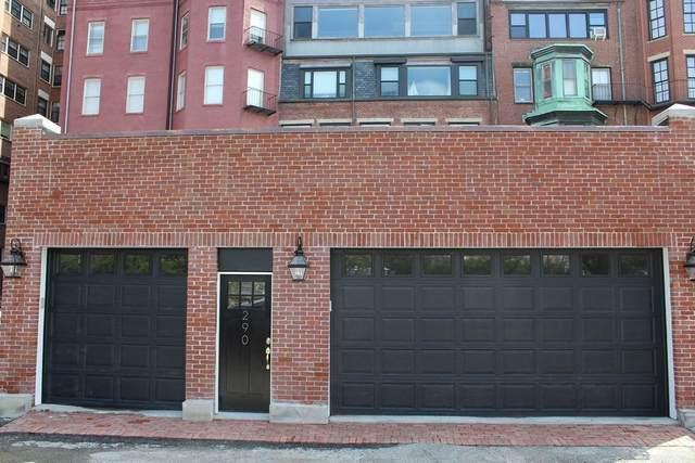 290 Beacon Street, Boston, MA 02116 (MLS #72886717) :: Boylston Realty Group