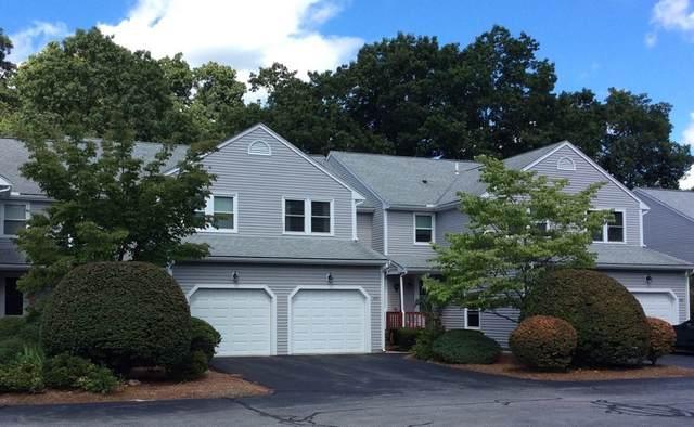 154 Bear Hill Road #406, Cumberland, RI 02864 (MLS #72886747) :: Westcott Properties