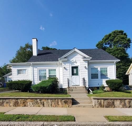 262 Archer Street, Fall River, MA 02720 (MLS #72886766) :: Westcott Properties