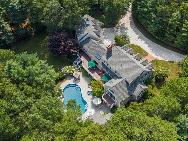 405 Baxters Neck Road, Barnstable, MA 02648 (MLS #72886946) :: The Seyboth Team