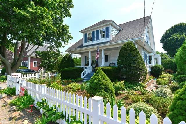 45 High St, Rockport, MA 01966 (MLS #72887283) :: Welchman Real Estate Group