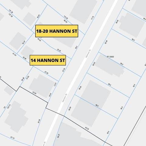 14-20 Hannon Street, Boston, MA 02124 (MLS #72888278) :: Westcott Properties