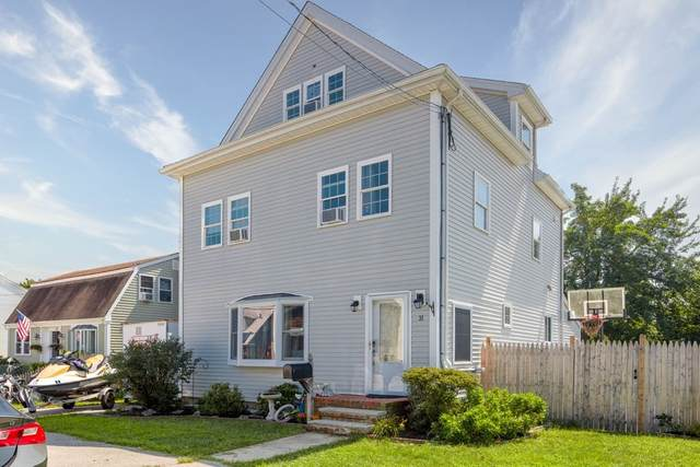 31 Littlefield St, Quincy, MA 02169 (MLS #72888350) :: The Seyboth Team