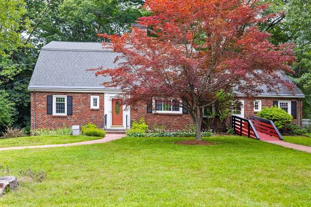 162 Starr Ave, Lowell, MA 01852 (MLS #72888859) :: The Ponte Group