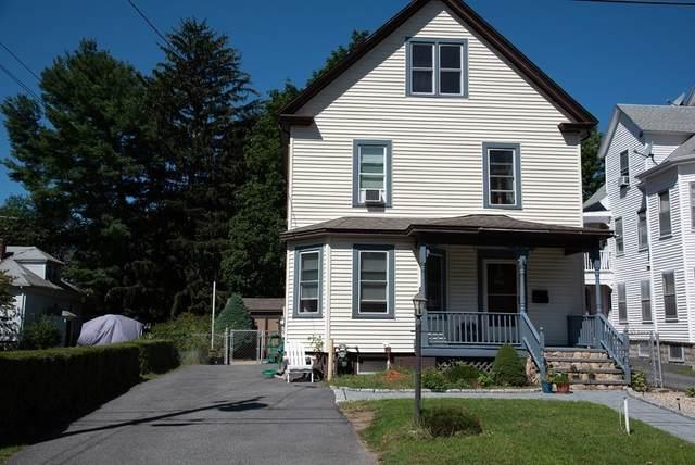 8 Benefit Street, Attleboro, MA 02703 (MLS #72888888) :: Westcott Properties