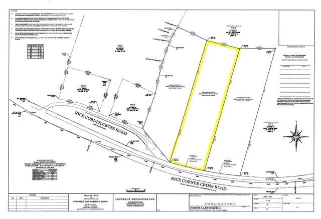 Lot 2 Rice Corner Cross Rd, Brookfield, MA 01506 (MLS #72888961) :: Conway Cityside