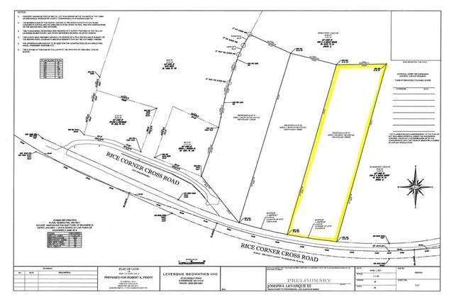 Lot 3 Rice Corner Cross Rd, Brookfield, MA 01506 (MLS #72888963) :: Conway Cityside