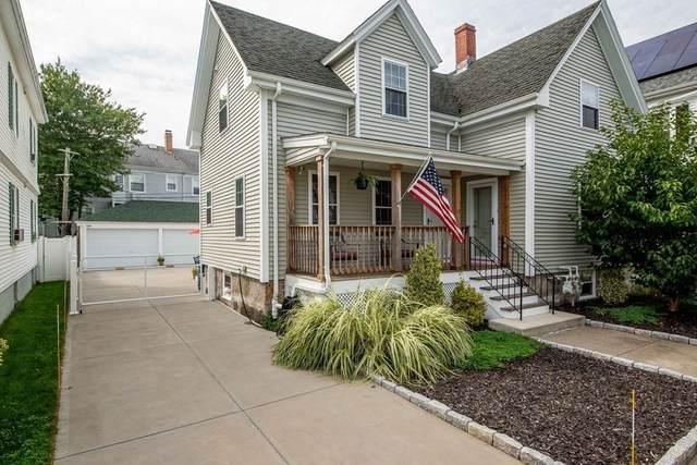 17 Fielding Street, New Bedford, MA 02745 (MLS #72888976) :: Alfa Realty Group Inc