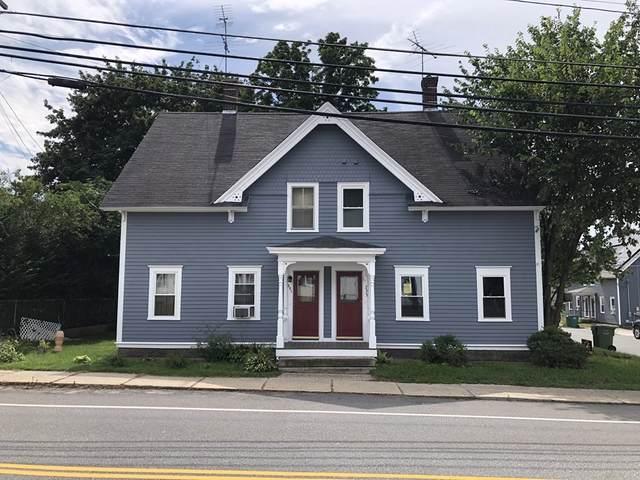 233 Main St #233, Northbridge, MA 01588 (MLS #72889058) :: Welchman Real Estate Group