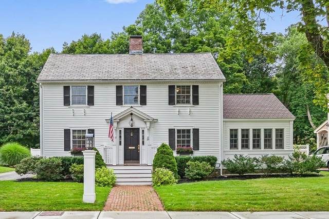 19 Arundel St, Andover, MA 01810 (MLS #72889219) :: The Seyboth Team
