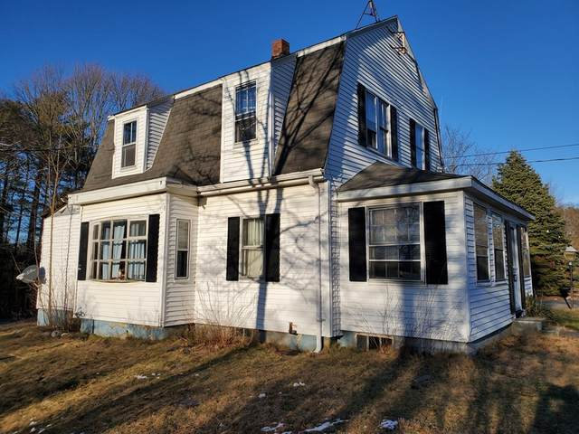 122 Precinct St, Lakeville, MA 02347 (MLS #72889589) :: The Gillach Group