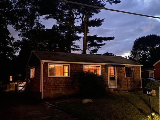 100 Lake Drive, Plymouth, MA 02360 (MLS #72890028) :: revolv