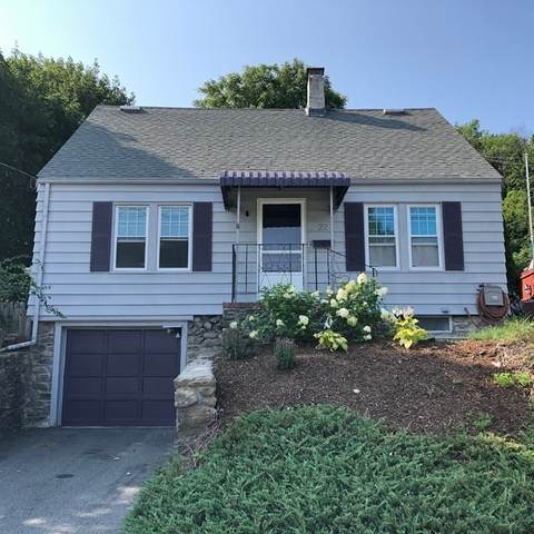 22 Harwich St, Worcester, MA 01607 (MLS #72890125) :: The Seyboth Team