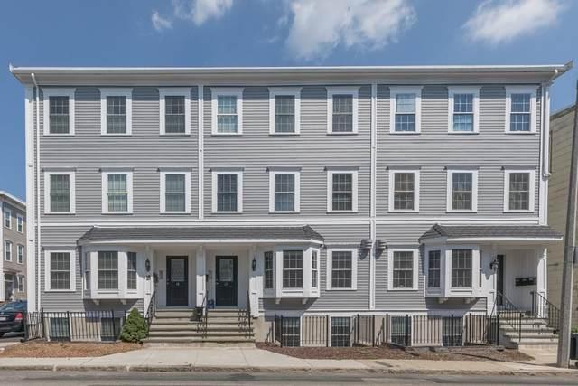 20 Ward St #2, Boston, MA 02127 (MLS #72890270) :: Boylston Realty Group