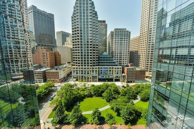 500 Atlantic Avenue 14E, Boston, MA 02210 (MLS #72890438) :: Cape Cod and Islands Beach Properties