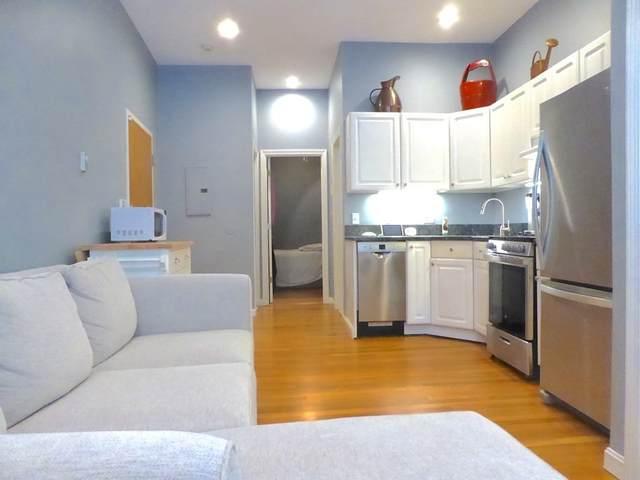 342 North St #1, Boston, MA 02113 (MLS #72890542) :: Charlesgate Realty Group