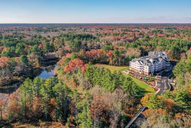 """8 Island Court """"The Adams"""" #206, Easton, MA 02375 (MLS #72890570) :: The Smart Home Buying Team"""
