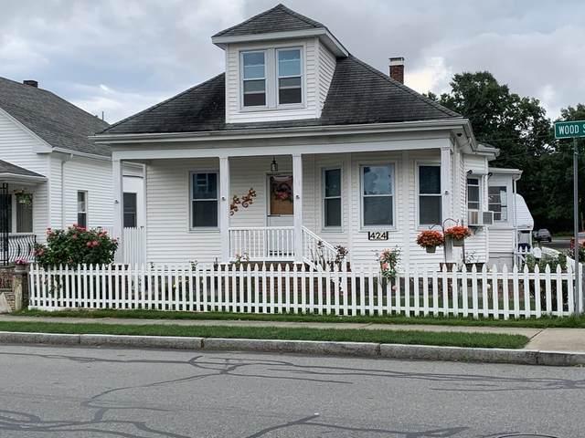 424 Wood St, New Bedford, MA 02745 (MLS #72890584) :: Alfa Realty Group Inc