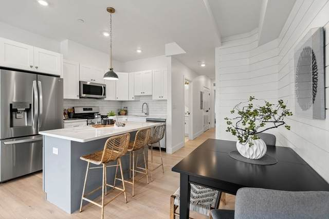 138 Centre #1, Boston, MA 02124 (MLS #72890647) :: Dot Collection at Access