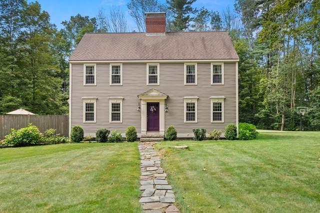 23 Little Pond Rd, Merrimac, MA 01860 (MLS #72890678) :: Welchman Real Estate Group