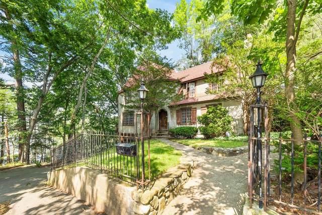 21 Ward Terrace, Lynnfield, MA 01940 (MLS #72890725) :: Westcott Properties