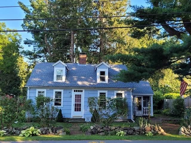 371 Mount Hope St, North Attleboro, MA 02760 (MLS #72890758) :: Westcott Properties