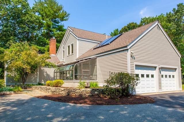 2160 Main St, Concord, MA 01742 (MLS #72890761) :: Westcott Properties