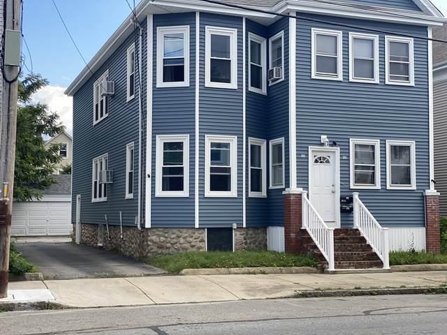 252-254 Nash Rd, New Bedford, MA 02746 (MLS #72890889) :: The Seyboth Team