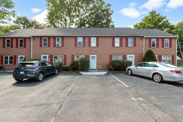 85 Mulberry St #3, Attleboro, MA 02703 (MLS #72890968) :: Alex Parmenidez Group