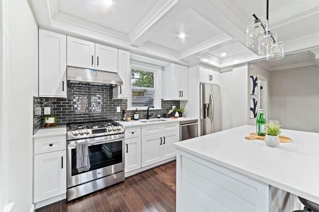 8 Howard St #8, Arlington, MA 02476 (MLS #72891094) :: The Smart Home Buying Team