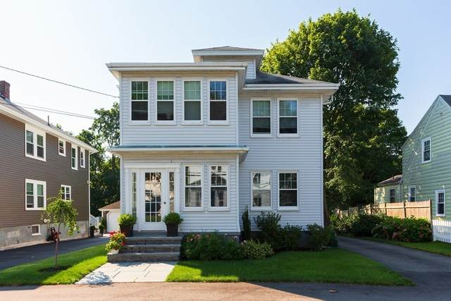 15-17 Lincoln Street #2, Milton, MA 02186 (MLS #72891241) :: Welchman Real Estate Group
